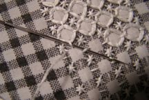 Вышивка. Embroidery