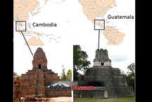 Parallel Pyramids Across The Pacific—Suppressed By American Universities