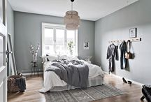 Bedroom Decor Ideas 'Grey'