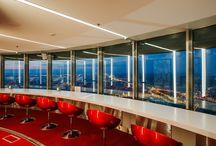 """InsideTower / Ресторанный комплекс """"Седьмое небо"""" работает каждый день с 12 до 22. Наш комплекс состоит из 3 уровней - бистро, кафе и ресторан, чтобы удовлетворить вкусы любой аудитории! Наша башня еще и проводник в мир изысканных и вкусных блюд) Welcome!"""