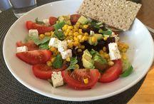 Clara's Dîner / Une photo par jour de mes repas