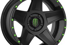 Monster Energy Wheels & Rims / See a collection of Monster Energy Wheels  http://www.hubcap-tire-wheel.com/Monster-Energy-Custom-Wheels-Rims.html