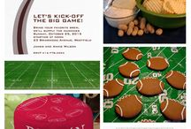 eInvite Top Picks: Football Party Ideas / Throw a touchdown with a party no one will forget!