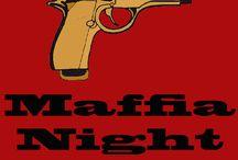Themafeest Maffia Night / Maffia, Foute Gangsters, met onze artikelen creëert u een echte Maffia Night