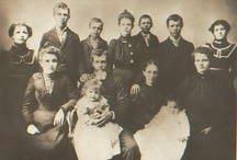 Siney Lewis Family / by Harold and Jennie Hullinger Family