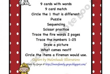 Fire Safety / by Chantelle Hamilton