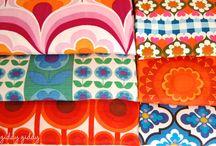 Fabulous Fabric / fabric love - design and colour