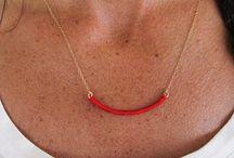 DIY náhrdelníky
