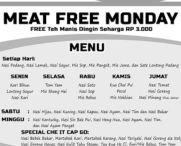 Meat Free Monday Citra Rasa Vegetarian