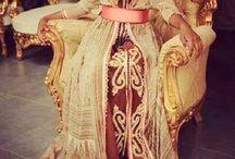 Reine Betsabee / Vêtement d'orient