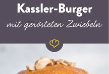 Burger- Freuden