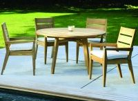 Kingsley-Bate Dining Collections / #kingsleybate dining tables and chairs / by Frontera Furniture