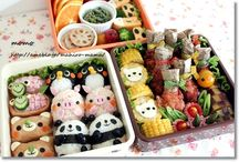 Japanese Foods - Itadakimasu
