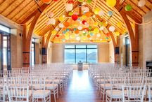 Wedding light installations and inspirations / Wedding light installations and inspirations at The Rippon Hall