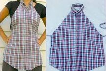 Camisas recicladas