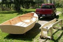 free boat building