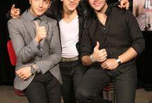 My Three Italian Monkeys