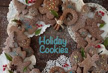 Christmas Cookie Wreaths