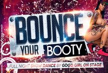 Bounce Your Booty / Bounce Your Booty Sat 08 Oct At Queen's Club