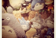 Totoro / always brings a smile to my face / by Cat Jones
