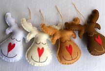 DIY Christmas Ornaments / by Jada Collingwood