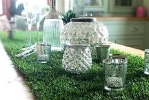 Turf INSPIRATION / Here is some inspiration for your newest project!