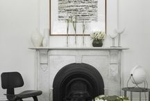 Ideas for above fireplace
