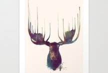 Prints, Graphics, Illustrations