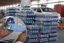 Smuggler caught with 48,000 Heineken cans disguised as Pepsi at Saudi Arabian border crossing