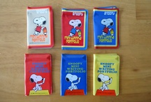 Snoopy minis by Butterfly Originals