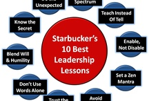 Starbucks love: leadership and inspiration