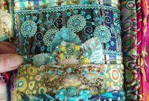 ART JOURNAL / Art journaling / by Caroline B. Laurens