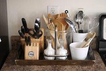 Home - Kitchen storage
