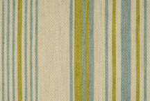 blue & green fabric / Beautiful fabrics for your coastal, traditional or transitional/contemporary decor