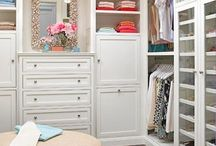 Closet / by Melissa @ Living Beautifully