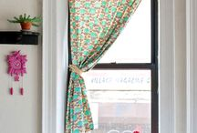 Sewing Curtains and Blinds