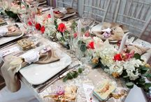 wedding decoration in Athens / new weddings