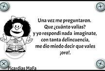 Cosas de Mafalda