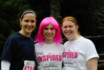 Komen Northwest NC Race for the Cure / Showcase of fundraising efforts to support mammograms and help find a cure