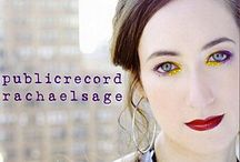Public Record 10th Anniversary / Rachael Sage's Public Record hit the streets in Fall 2003, 10 years later its her best-selling album and to celebrate the 10th anniversary Rachael wants to see your best decoupage interpretation of your favorite song! #publicrecord  Find out more about the contest and enter to win: http://bit.ly/publicrecord10