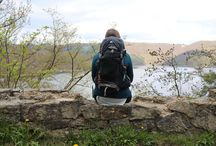 Hiking / camping gear & gadgets / Hiking gear and gadgets, pack for hiking, backpacks and more.