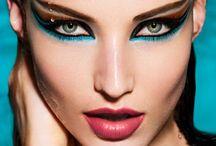 Facial / Makeup / by Desiree Ashley