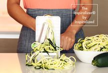 The Inspiralizer by Inspiralized / A look inside my very own spiralizer -  The Inspiralizer by Inspiralized!  / by Inspiralized