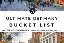 Germany Travel / Germany Travel Inspiration. Itinerary ideas, city guides, nature and hiking destinations, tips for Berlin, Hamburg Munich and more!