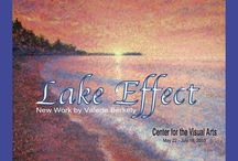 Lake Effect: New Work by Valerie Berkely / All original works by Valerie Berkely of Lake Effect Art Studio. On view through July 18, 2015