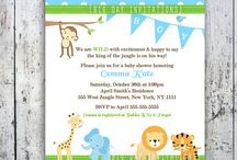 Baby Shower Invitation Ideas  / by Ling Waters