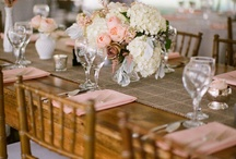 Tablescape  / by Kelsey Alford