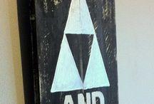 Triforce / Zelda