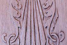 Decoupage- odlewy wzory
