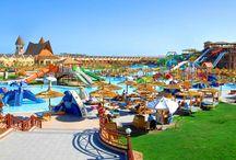 فندق ميراج أكوابارك الغردقة, بمصر / يقع فندق ميراج أكوابارك الغردقة, على كم 12 من طريق الاحياء بجوار